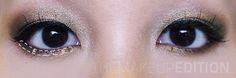 The Makeup Edition Korean Make Up, Costume Makeup, Makeup Art, Bobbi Brown, Earthy, Salons, Tutorials, Nail Art, Eyes
