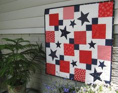 July Table Topper by 2Strings