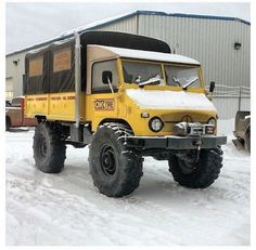 Ready for some snow wheeling or please god give me one more month?!!!  #overlandkitted