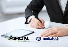 Kiron Interactive будет поставлять контент через платформу IRIS от Mediatech Solutions.  Ведущий мировой поставщик интерактивных интеллектуальных игр и виртуальных спортивных продуктов, компания Kiron Interactive, уже согласовал сделку с Mediatech Solutions, чтобы начать поставкиконтента чере�