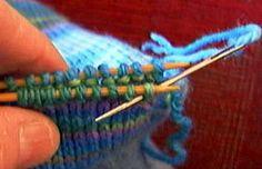 Mini Knitting Lessons