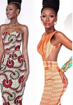 african inspired prom dress - Google Search