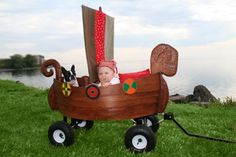 A must-have for a viking toddler! I'm thinking Pennsic