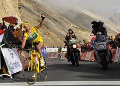 Tour de France 2011. Galibier/Serre-Chevalier. Thomas Voeckler au bout du suspense. #myhautesalpes #tourismepaca #galibier © Photo Pat.Domeyne/Juillet 2011