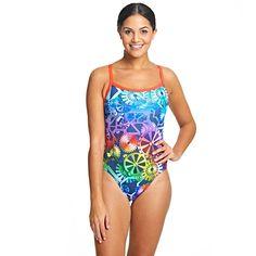 3bb23817f8f0f Zoggs Women's Machina Aquaback Swimsuit Swimming Costume, Swimsuit, Bathing  Suits, Swimwear, Swimsuits