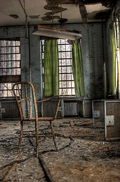 Hudson River State Hospital by milfodd, via Flickr