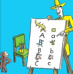 Curious George Activities