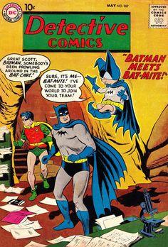 Detective Comics #267