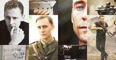 Tom Hiddleston as Colonel Sebastian Moran (sherlock bbc)  Aestethic by thefedivan