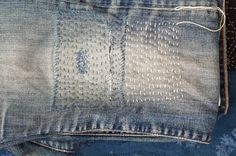 """""""Made by Katrina"""": Visible Mending and the Opportunity in Repair"""