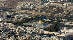 Netanyahu to lecture UN after it failed to recognize Jewish ties to Temple Mount  http://pronewsonline.com  An aerial view shows the Dome of the Rock and the Western Wall in the compound known to Muslims as al-Haram al-Sharif, and to Jews as Temple Mount, in Jerusalem's Old City. © Ammar Awad