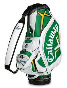 Golf Equipment: Green Stuff: Tis The Masters Season : Golf Digest Masters Golf, Callaway Golf, Golf Wear, Putt Putt, Play Golf, Golf Tips, Golf Clubs, Bags, Phone Mount