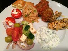 Een compleet Grieks menu kan je gewoon zelf maken. Zie hier alle recepten bij elkaar