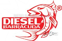 Here is our new logo for some vectors and sketch work. It is a Barracuda Fish logo with Diesel Barracuda company name integrated into this very sofisticated logo. We hope you will like it same way as we do.