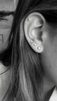 Ear Piercings 200+ Picture Ideas Part 2