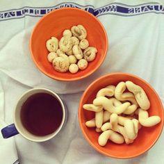 Receita de bolinhos de polvilho tradicionais ou apimentados. Uma delícia para acompanhar o chá