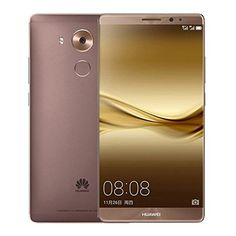 nice Huawei mate8 with European Firmware installed 4GB RAM 64GB ROM Android 6.0 Octa Core Fingerprint 4G LTE Dual Sim Full Active 6.0 inch FHD 16MP Mocha Gold