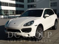 Porsche Cayenne S offered for rental by Luxury Car Hire Marbella. To hire this car just call us: +34 952 773943