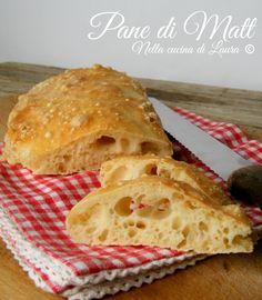 pane di Matt - nella cucina di laura