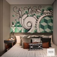 Graffiti home decoration Ideas for 201740