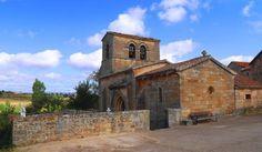 Corvio, municipio de Aguilar de Campoo, Palencia - Iglesia románica de Santa Juliana, S. XIII