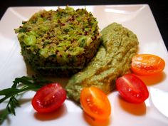 """Salade Tartare de brocoli ブロッコリーのタルタルサラダ http://franco-japonais.com/tomato/ マダムTOMATOの""""グルメ・ガーデン"""""""
