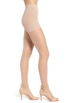 20 Minx American Tan Vintage Tights 30 Denier One Size Small 8 to 12 approx