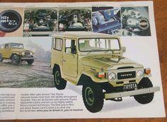 1979 Australian #3 Toyota Lc, Toyota Fj40, Toyota Land Cruiser, Jeep, Trucks, Vehicles, Future, Vintage, Ideas