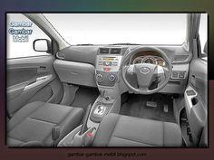foto interior mobil avanza veloz 2014