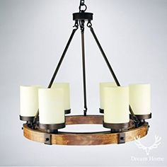 Arturo 8-Light Rectangular Chandelier | Light Fixtures | Pinterest ...