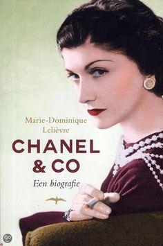 Chanel & Co // Een biografie // Marie-Dominique Lelievre