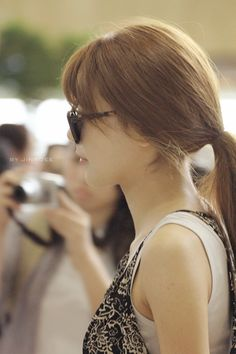 SNSD SooYoung @ Airport