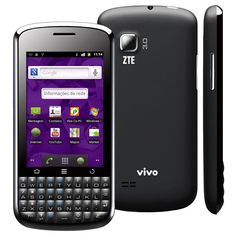 V875 - ZTE Smartphone Android 2.3 touchscreen  full qwerty keyboard
