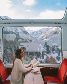 Taking the glacier express through the Swiss Alps to St Moritz 🚂 Oh The Places You'll Go, Places To Travel, Travel Destinations, Places To Visit, Travel Photography Tumblr, Photography Beach, Photography Tips, Adventure Awaits, Adventure Travel