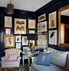 marine wohnzimmer kleine wohnzimmer wohnzimmer ideen dunkle wnde innendekoration deko ideen wand ideen - Tpferei Scheune Kleine Wohnzimmer Ideen