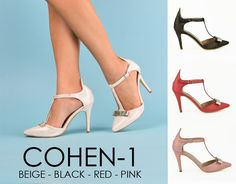 COHEN-1 by Athena Footwear <available in 4 colors> Call (909)718-8295 for wholesale inquiries - thank you!