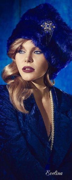 Very beautiful colour! Royal Blue Color, Cobalt Blue, Fashion Colours, Blue Fashion, Dark Blue, Blue Green, Bleu Royal, Russian Beauty, Blue Christmas