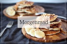Mia Emilie Persson - Pancakes, Breakfast, Food, Eten, Meals