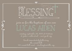 17 Best Baptismal Invitation Designs Images Baptism Ideas Baby