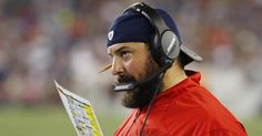 Patriots Defensive Coordinator Matt Patricia addresses the media during his conference call on Tuesday, October 4, 2016.