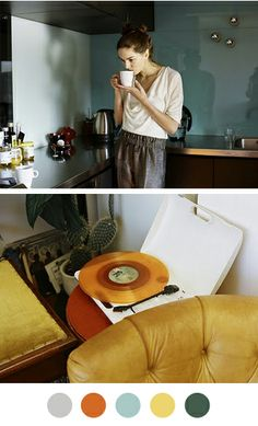 Yes. Yes. Yes! I want to sit down in that chair and play that caramel-tastic record.