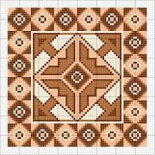 Resultado de imagen para punto de cruz geometrico