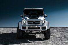 Mercedes G500 4x4² W463