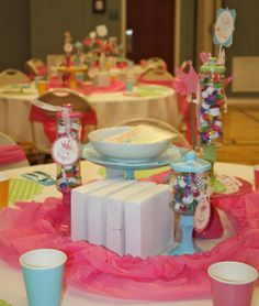 Primary girls activity day - celebratin