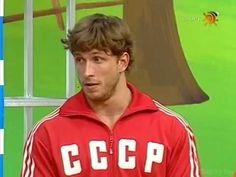 Зарядка с Чемпионом для Детей - Дмитрий Клоков (Штанга) [2007.09.12]
