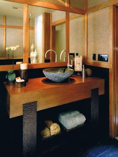 Asian Bathroom Design, Pictures, Remodel, Decor And Ideas.