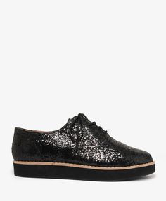 Glittered Oxford Creepers #musthave