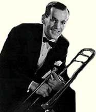 Элтон Гленн Миллер (1904-1944) — американский тромбонист, аранжировщик, композитор, руководитель джаз-оркестра. Один из ведущих представителей американской танцевально-развлекательной музыки в стиле свинг - http://to-name.ru/biography/glenn-miller.htm