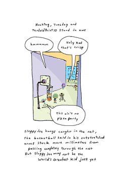 Sloppy Joe, The World's Greatest