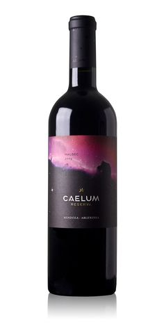 Caelum Reserva on Packaging of the World - Creative Package Design Gallery #taninotanino #vinosmaximum
